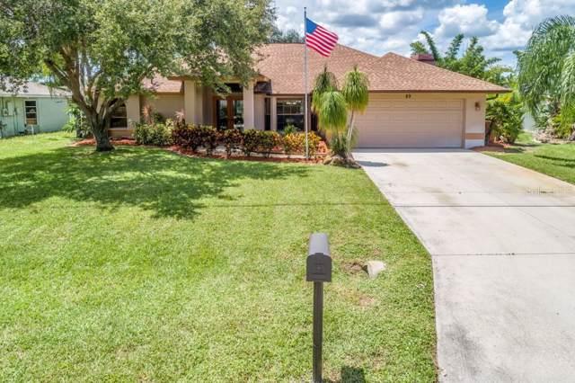 89 Broadmoor Lane, Rotonda West, FL 33947 (MLS #C7419339) :: KELLER WILLIAMS ELITE PARTNERS IV REALTY