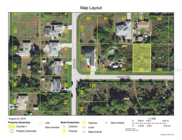 10430 Valerie Avenue, Englewood, FL 34224 (MLS #C7419340) :: Medway Realty