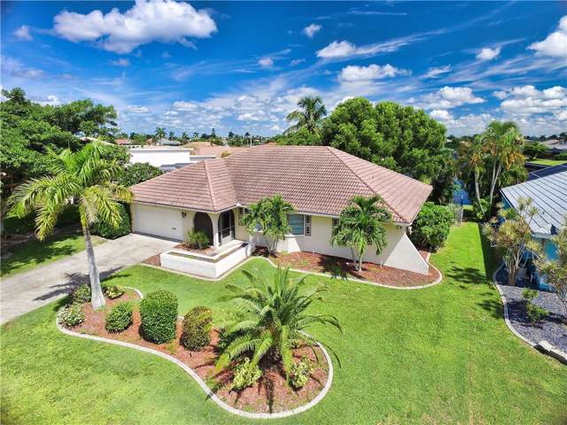 1330 Appian Drive, Punta Gorda, FL 33950 (MLS #C7419341) :: KELLER WILLIAMS ELITE PARTNERS IV REALTY