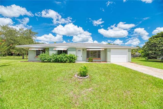 5108 Cambay Street, North Port, FL 34287 (MLS #C7419395) :: The Figueroa Team