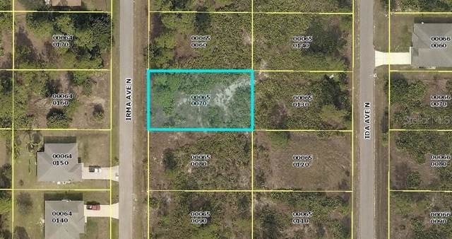 3600 Irma Avenue N, Lehigh Acres, FL 33971 (MLS #C7419422) :: Bustamante Real Estate