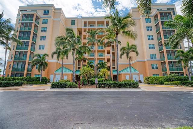 2090 Matecumbe Key Road #1507, Punta Gorda, FL 33955 (MLS #C7419528) :: The Figueroa Team
