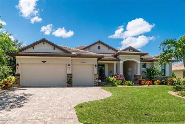 2309 Padre Island Dr, Punta Gorda, FL 33950 (MLS #C7419612) :: Griffin Group