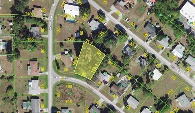 172 Tradewinds Drive NW, Port Charlotte, FL 33952 (MLS #C7419791) :: Ideal Florida Real Estate