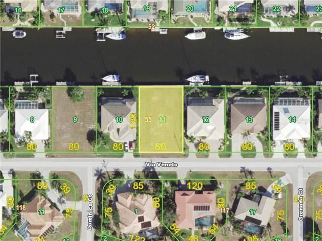 2418 Via Veneto Drive, Punta Gorda, FL 33950 (MLS #C7419801) :: Delgado Home Team at Keller Williams