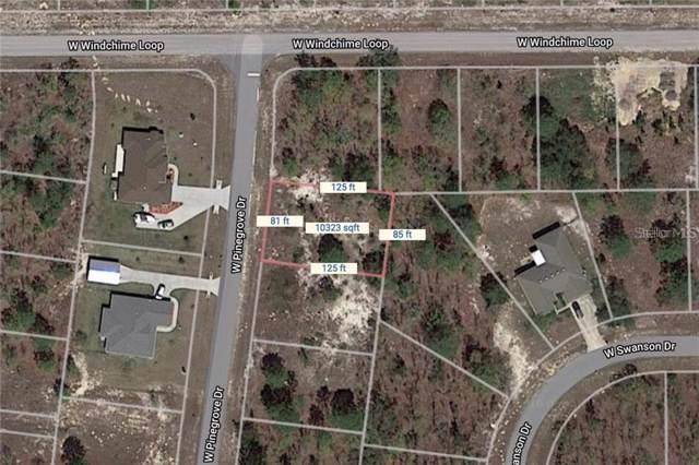 2503 W Pinegrove Drive, Citrus Springs, FL 34434 (MLS #C7419823) :: 54 Realty
