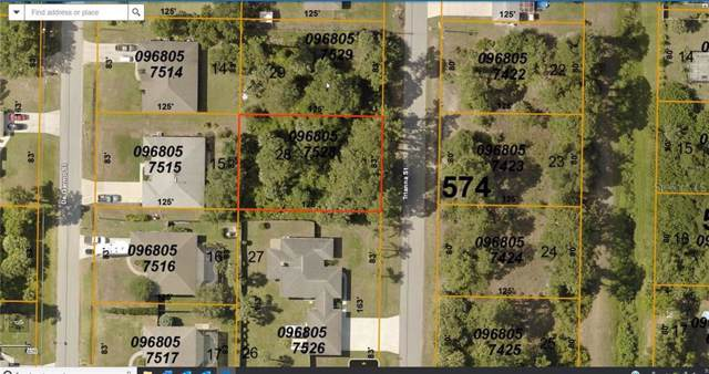 Trianna Street, North Port, FL 34291 (MLS #C7419841) :: Cartwright Realty
