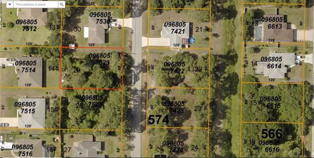 Trianna Street, North Port, FL 34291 (MLS #C7419845) :: Cartwright Realty