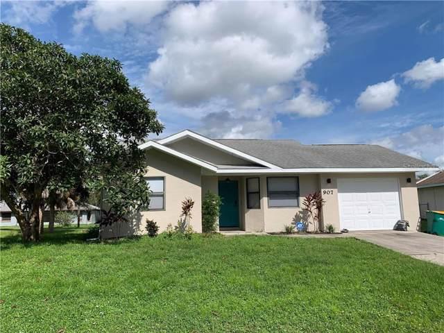 907 Bayard Terrace, Port Charlotte, FL 33948 (MLS #C7419867) :: The Brenda Wade Team