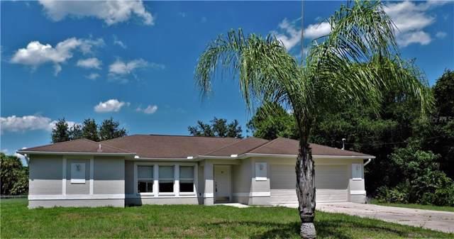 2464 Bennett Lane, North Port, FL 34288 (MLS #C7419884) :: Team Bohannon Keller Williams, Tampa Properties
