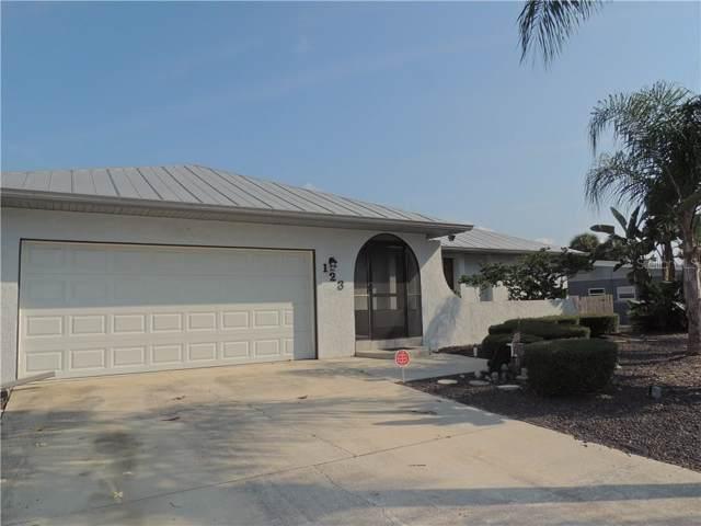 123 Northshore Terrace, Punta Gorda, FL 33980 (MLS #C7419913) :: Griffin Group