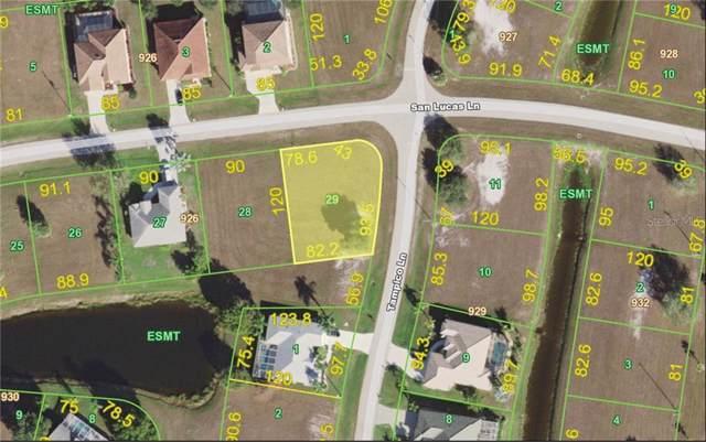 24247 San Lucas Lane, Punta Gorda, FL 33955 (MLS #C7419947) :: Sarasota Home Specialists