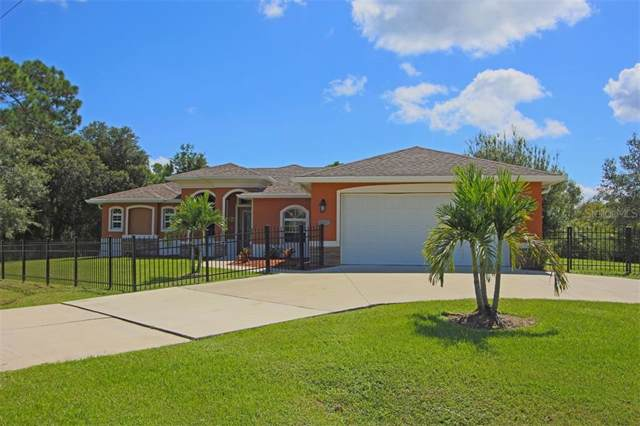7055 Tropicaire Boulevard, North Port, FL 34291 (MLS #C7419980) :: Baird Realty Group