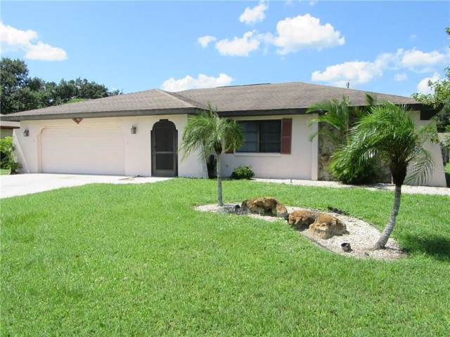 650 Ennis Terrace NW, Port Charlotte, FL 33952 (MLS #C7420046) :: Cartwright Realty