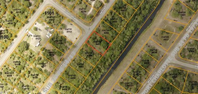 Lot 5 Sernice Street, North Port, FL 34288 (MLS #C7420089) :: The Duncan Duo Team