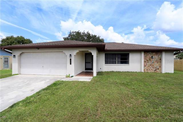 956 Sidney Terrace NW, Port Charlotte, FL 33948 (MLS #C7420097) :: White Sands Realty Group