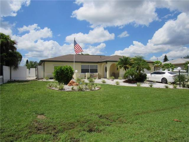 882 Forest Hill Lane NW, Port Charlotte, FL 33948 (MLS #C7420203) :: Cartwright Realty