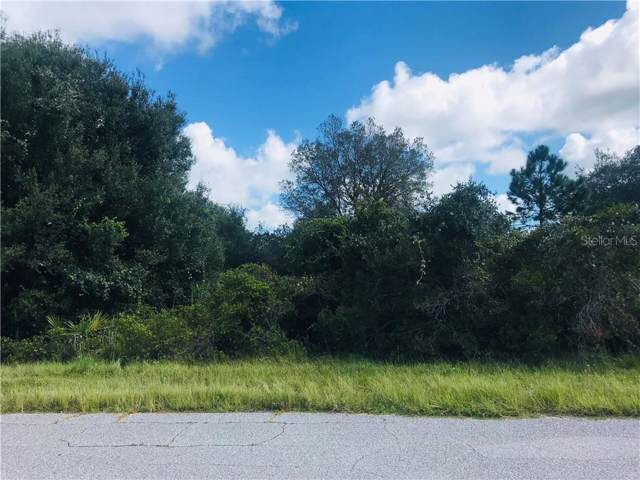 Towhlen Road, North Port, FL 34291 (MLS #C7420217) :: Cartwright Realty