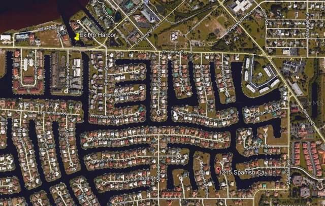 1215 Spanish Cay Lane, Punta Gorda, FL 33950 (MLS #C7420227) :: Delgado Home Team at Keller Williams