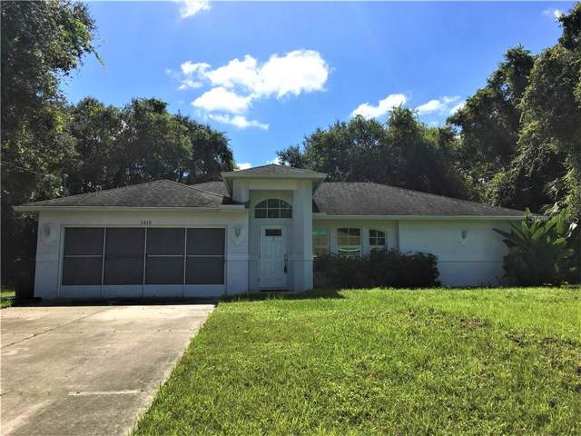 3610 Wentworth Street, North Port, FL 34288 (MLS #C7420244) :: White Sands Realty Group