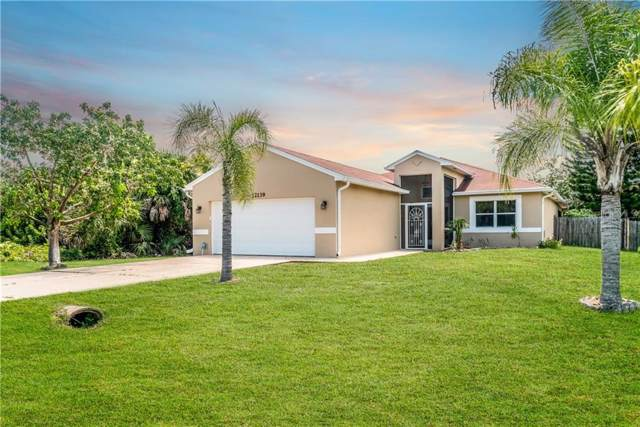 12139 Foresman Boulevard, Port Charlotte, FL 33981 (MLS #C7420250) :: White Sands Realty Group