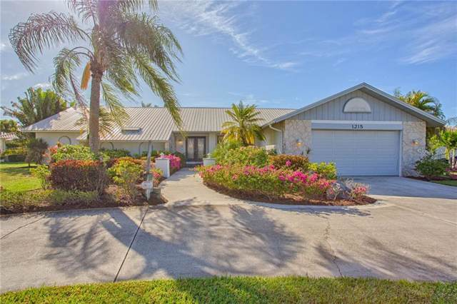 1215 Columbian Drive, Punta Gorda, FL 33950 (MLS #C7420286) :: Griffin Group