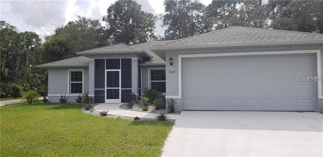 3163 Madagascar Avenue, North Port, FL 34286 (MLS #C7420353) :: Medway Realty