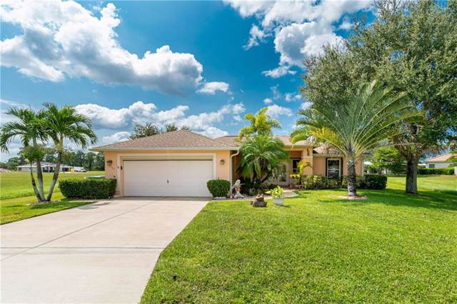 17427 Oro Court, Punta Gorda, FL 33955 (MLS #C7420385) :: Griffin Group