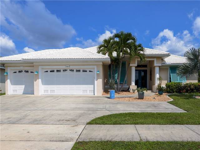 1560 Aqui Esta Drive, Punta Gorda, FL 33950 (MLS #C7420391) :: Griffin Group