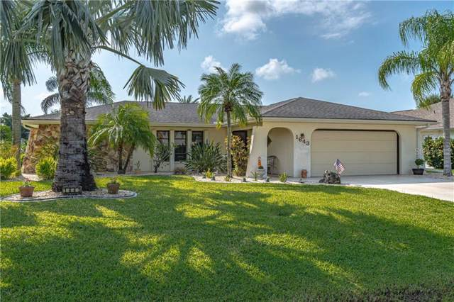 1643 Blue Lake Circle, Punta Gorda, FL 33983 (MLS #C7420410) :: Griffin Group