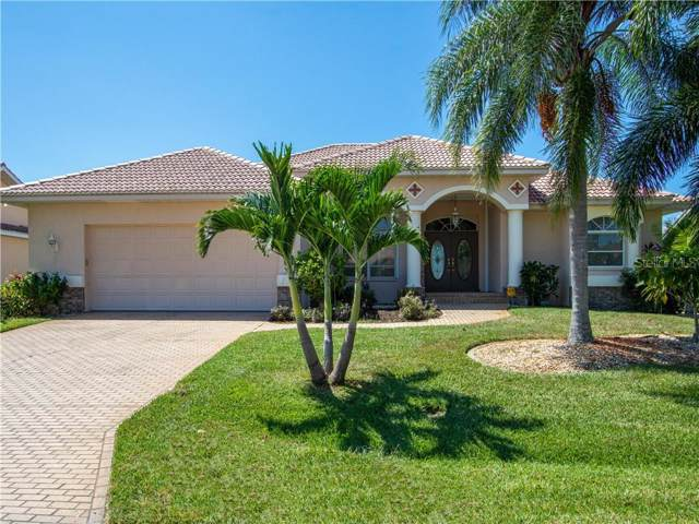 3266 Tripoli Boulevard, Punta Gorda, FL 33950 (MLS #C7420424) :: Griffin Group
