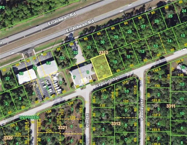 16396 Esposito Terrace, Port Charlotte, FL 33948 (MLS #C7420467) :: Team Borham at Keller Williams Realty