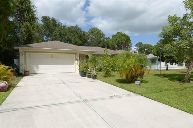 3208 Tishman Avenue, North Port, FL 34286 (MLS #C7420480) :: Premium Properties Real Estate Services