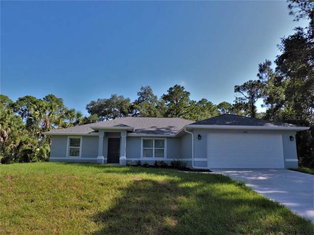 1205 Waycross Street, North Port, FL 34288 (MLS #C7420483) :: Premier Home Experts