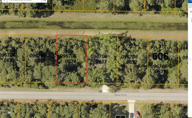 Shaffer Avenue, North Port, FL 34291 (MLS #C7420564) :: Griffin Group