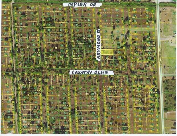 6310 Raymond Street, Punta Gorda, FL 33982 (MLS #C7420678) :: BuySellLiveFlorida.com