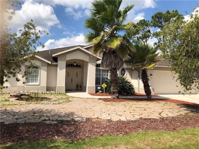 313 Hallcrest Terrace, Port Charlotte, FL 33954 (MLS #C7420710) :: The Light Team