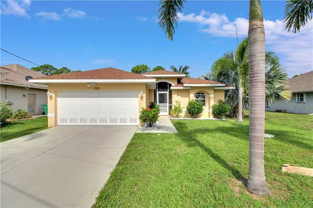 110 Crevalle Road, Rotonda West, FL 33947 (MLS #C7420761) :: Keller Williams Realty Peace River Partners