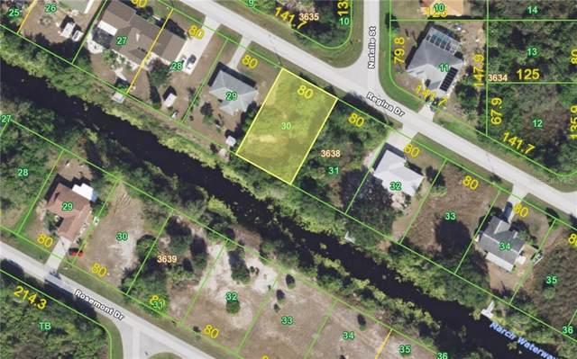 7161 Regina Drive, Englewood, FL 34224 (MLS #C7420845) :: Cartwright Realty
