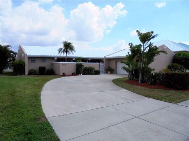 470 Bal Harbor Boulevard, Punta Gorda, FL 33950 (MLS #C7420861) :: The Duncan Duo Team