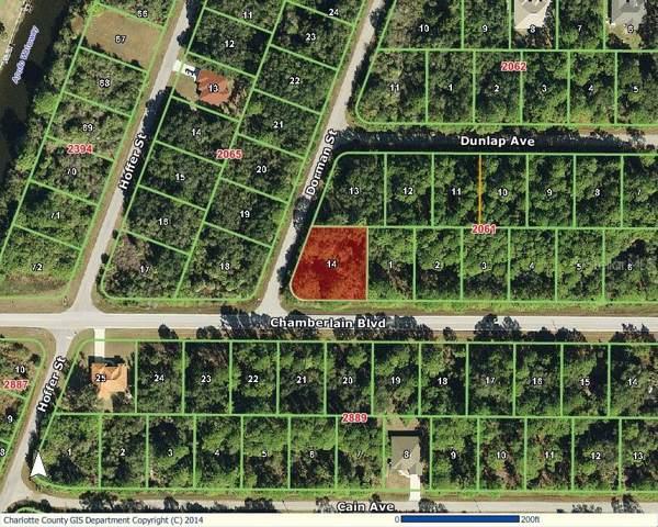 13454 Chamberlain, Port Charlotte, FL 33953 (MLS #C7420947) :: Premium Properties Real Estate Services