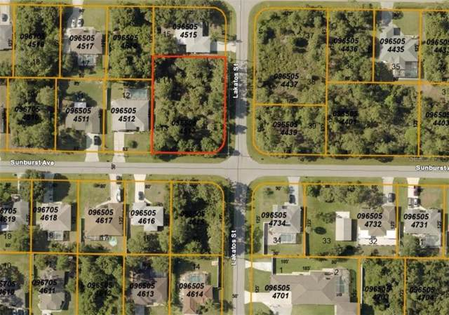 Lakatos Street, North Port, FL 34286 (MLS #C7420950) :: Bustamante Real Estate