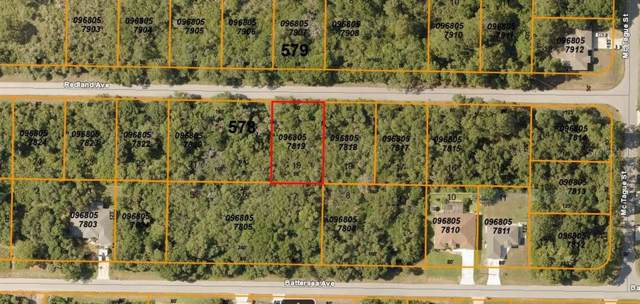 Redland Avenue, North Port, FL 34291 (MLS #C7420954) :: Bustamante Real Estate