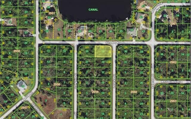 14159 Strader Avenue, Port Charlotte, FL 33953 (MLS #C7420956) :: Team Bohannon Keller Williams, Tampa Properties