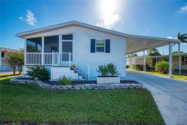 2100 Kings Highway #73, Port Charlotte, FL 33980 (MLS #C7420959) :: Florida Real Estate Sellers at Keller Williams Realty