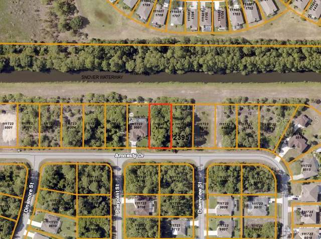 Amnesty Drive Lot 8,, North Port, FL 34288 (MLS #C7420993) :: Cartwright Realty