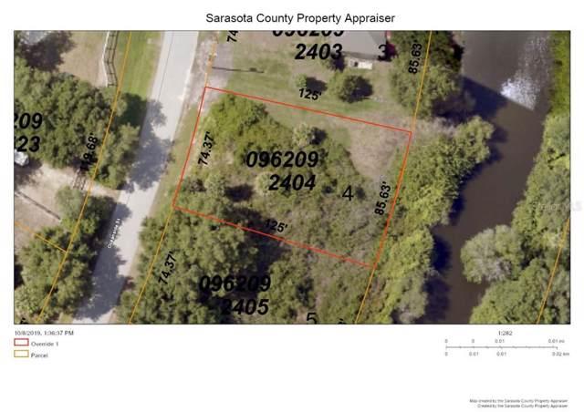 Oceanside Street, North Port, FL 34286 (MLS #C7421055) :: Team Bohannon Keller Williams, Tampa Properties
