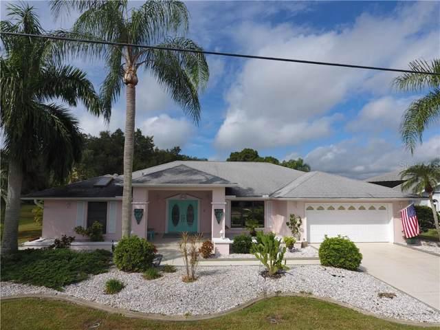 2283 Kenya Lane, Punta Gorda, FL 33983 (MLS #C7421089) :: Cartwright Realty
