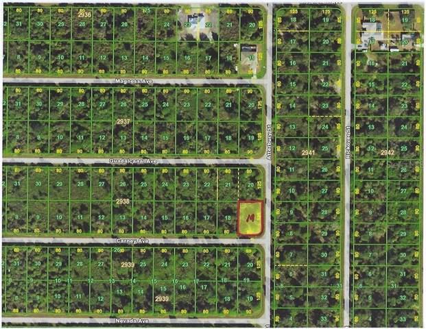 14262 Carney Avenue, Port Charlotte, FL 33953 (MLS #C7421119) :: Team Bohannon Keller Williams, Tampa Properties