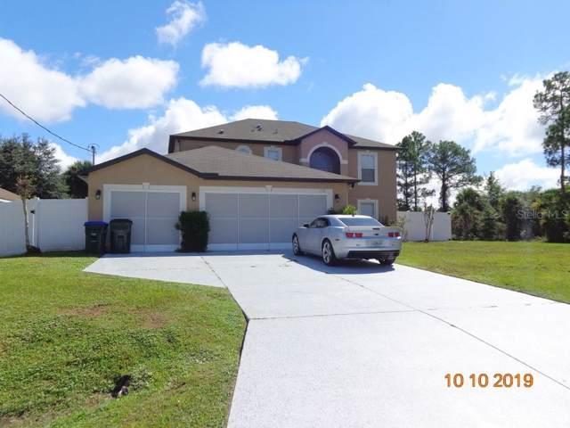 2408 Ponds Street, North Port, FL 34286 (MLS #C7421225) :: Cartwright Realty